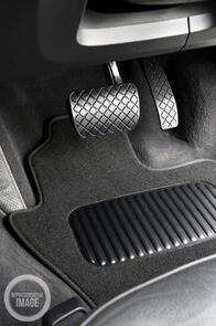 Jeep Wrangler Unlimited (4th Gen JL 4 Door) 2018 onwards Classic Carpet Car Mats
