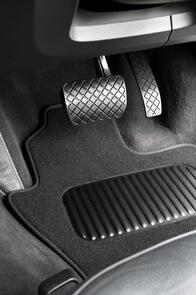 Classic Carpet Car Mats to suit Volkswagen Caddy Crewvan (3rd Gen) 2005-2020