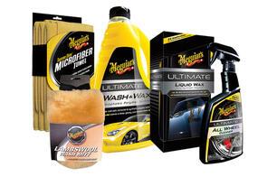 Meguair's Complete Car Cleaning Bundle