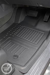 Ford Ranger Wildtrak (Double Cab PX) 2011-2015 Deep Dish Car Mats