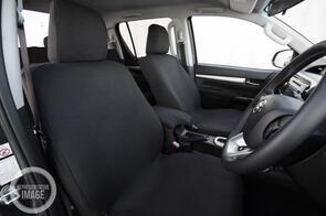 Hyundai iMAX Van (8 Seat) 2009 Onwards Premium Fabric Seat Covers Rear Seats