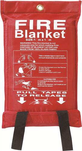 Safety Fire Blanket to suit RubberTree Fire Blanket