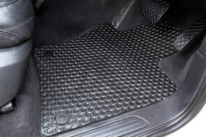 Heavy Duty Rubber Car Mats to suit BMW 1 Series (F40 Hatch) 2019+