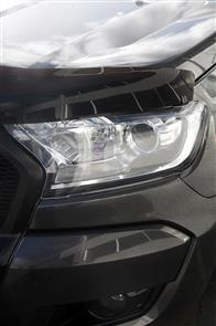 Headlight Covers to suit Foton Tunland 2012 onwards
