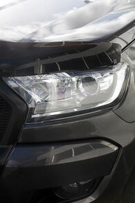 Headlight Covers to suit Mitsubishi Triton Double Cab (5th Gen Facelift) 2019 onwards