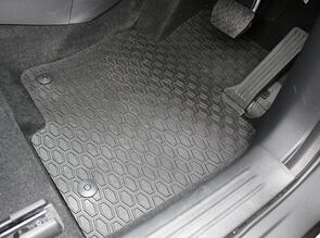 All Weather Rubber Mats to suit Can-Am Can-Am Defender