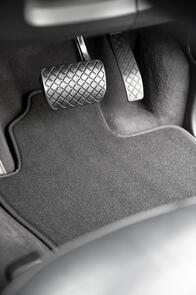 Luxury Carpet Car Mats to suit Volkswagen Caddy Crewvan (3rd Gen) 2005-2020