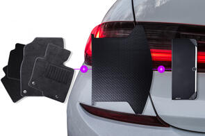 Mixed Mats Bundle to suit Jeep Grand Cherokee (4th Gen WK2 3.6L V6) 2011+