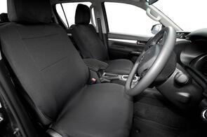 Mahindra Pik-Up Double Cab 2020 onwards Neoprene Seat Covers
