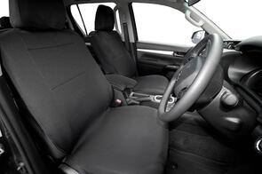 Neoprene Seat Covers to suit Toyota Hilux Single Cab (6th Gen) 1997-2005