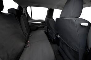 Ssangyong Korando (4th Gen Auto) 2019+ Neoprene Seat Covers