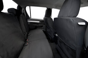 Neoprene Seat Covers to suit Citroen C3 Aircross 2017 onwards
