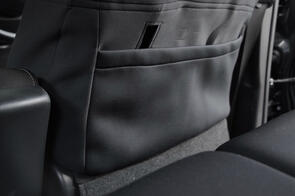 Neoprene Seat Covers to suit Hino 300 (Narrow Cab) 1999-2011