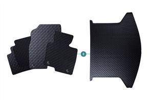 All Weather Rubber Bundle to suit Hyundai Accent (4th Gen Hatch Facelift) 2014+