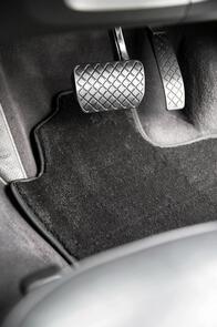 Porsche Panamera (2nd Gen) 2017 onwards Platinum Carpet Car Mats