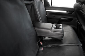 PVC Leatherette Seat Covers Rear Seats to suit BMW 1 Series (F40 Hatch) 2019+