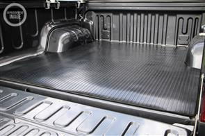 Rubber Ute Mat to suit Toyota Hilux Double Cab (8th Gen Manual) 2015+