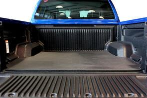 Dome TPR Ute Mat (With Tuff Deck) to suit Toyota Hilux Extra Cab (7th Gen) 2005-2011