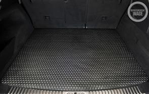 Volkswagen Cross Polo 2009 onwards Standard Rubbertite Boot Liner