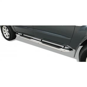 Ford Ranger Wildtrak (Double Cab PX) 2011-2015 Oval Side Steps