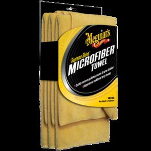 Meguiar's Microfibre Drying Cloth X3 Pack