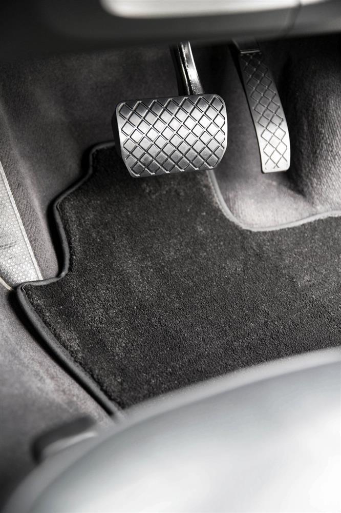 Luxury Black R50//R53 Mini Cooper 2001-2006 Tailored Custom Car Mats