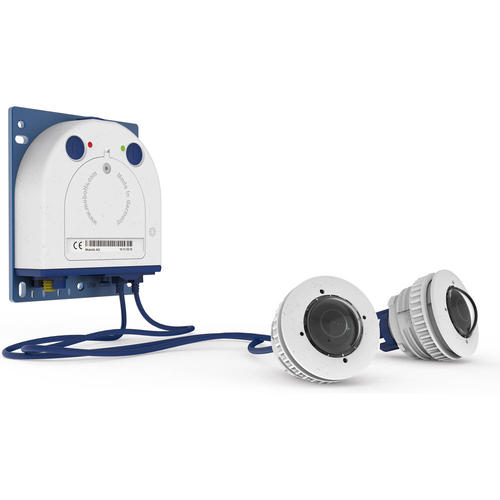 S16B DualFlex 6MP Outdoor Network Camera with 2x 180 degree lenses