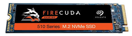 Firecuda 510 1TB NVMe, PCIE G3 X4