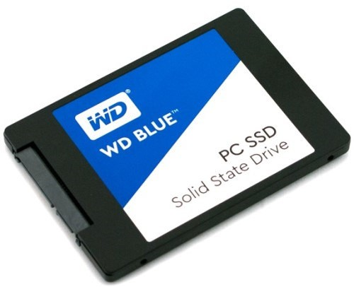 Blue 3D NAND SATA III SSD, 2.5 inch, 1TB