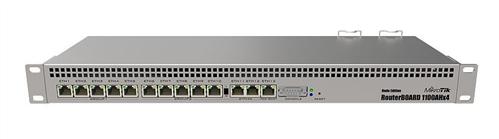 13-Port Gigabit Router, 1U rackmount