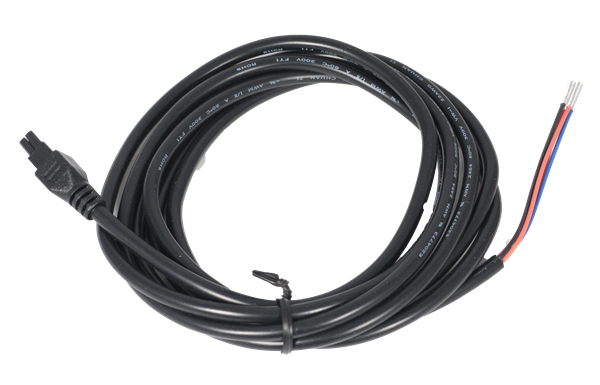 2 meter power and GPIO cable (direct wire) for IBR1100/IBR1150, IBR600/IBR650 (all versions)