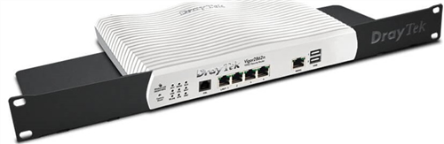 Rackmount ADSL / VDSL / UFB Router with Firewall and VPN