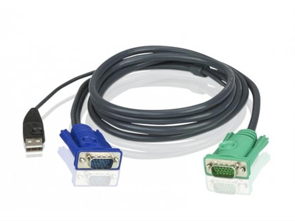 1.2m USB KVM Cable for Aten KVM Switches