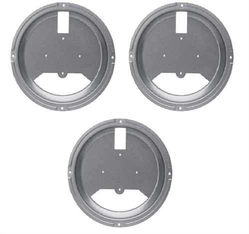 3 Pack of UniFi nanoHD Recessed Ceiling Mount