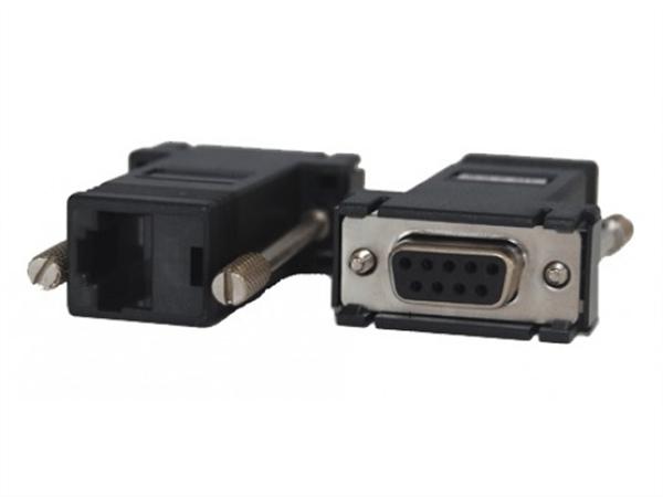 RJ-45 to DB9F straight IM/CM to Cisco