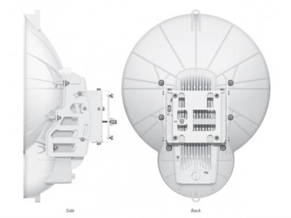 AirFiber Backhaul Radio, Unlicensed 24GHz Spectrum, 2Gbps+