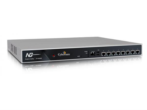 UTM Appliance, VPN Router, 8 x GigE, 8000 Mbps Firewall Throughput