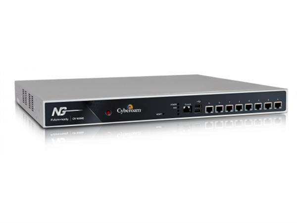 UTM Appliance, VPN Router, Firewall, 8 GigE ports, 6500 Mbps Firewall