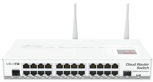 Cloud Router Switch with 2.4Ghz 802.11b/g/n Wireless