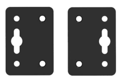 Wall Mounting Kit for R2000 router (2 pieces)