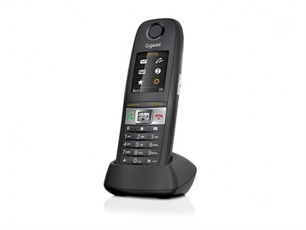 Rugged DECT Phone for use with Gigaset IP DECT sets