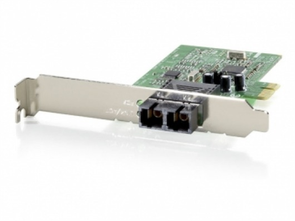 PCI Express 100BASE-FX Multi-mode Fiber Optic, SC