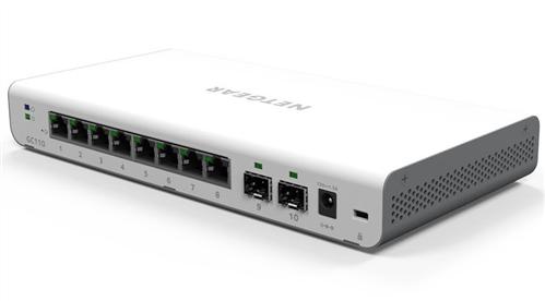 8-Port Gigabit Ethernet, Insight Managed Cloud Switch