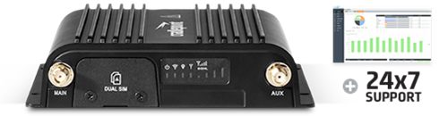 IBR600C-150M-AP IoT Router, with 5yr NetCloud Essentials (standard)