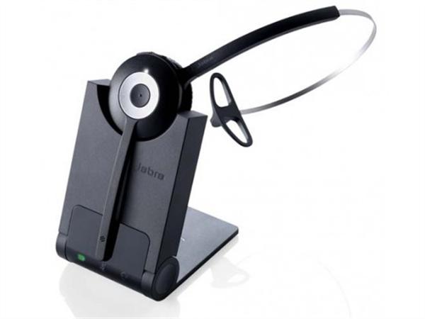 Pro 920 Wireless Headset for Desk Phones, Mono (single ear)