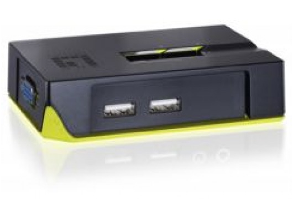 2-Port USB KVM Switch
