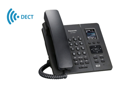 Cordless (DECT) IP Desk Phone