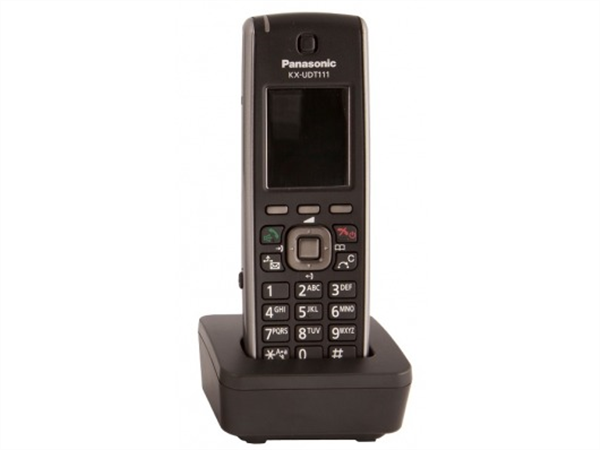 SIP DECT Handset for KX-UDS124 Multicell DECT Base