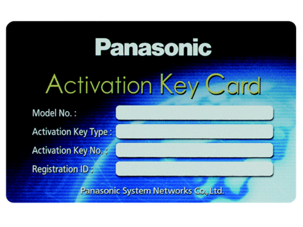 3 Yr NAT Traversal Activation Key Card for HD video conference unit