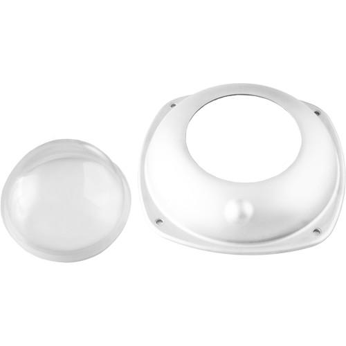 Vandalism Kit DualDome Cameras, White
